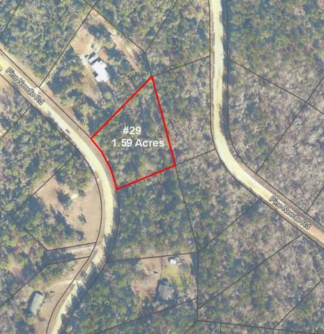 0 Pine Needle Road, Hephzibah, GA 30815 (MLS #445072) :: Melton Realty Partners