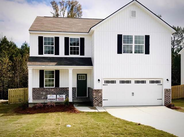 148 SE Oliver Hardy Court, Harlem, GA 30814 (MLS #445579) :: RE/MAX River Realty