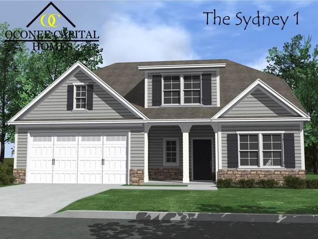 1845 Preservation Circle, Evans, GA 30809 (MLS #445871) :: Meybohm Real Estate