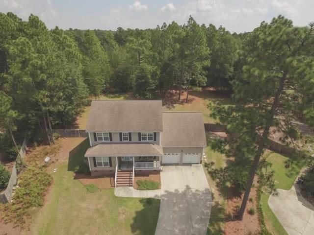 275 Cheltenham Drive, Aiken, SC 29803 (MLS #445967) :: Meybohm Real Estate