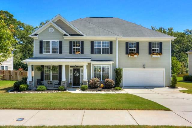 4031 Ellington Drive, Grovetown, GA 30813 (MLS #446009) :: RE/MAX River Realty