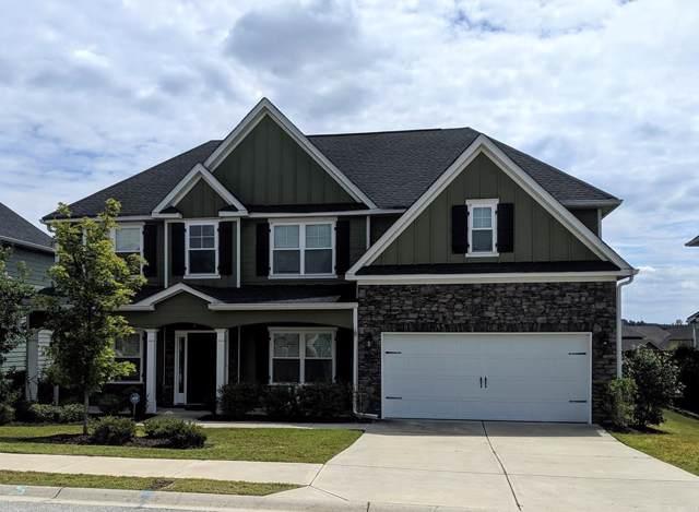 5455 Everlook Circle, Evans, GA 30809 (MLS #446012) :: Shannon Rollings Real Estate