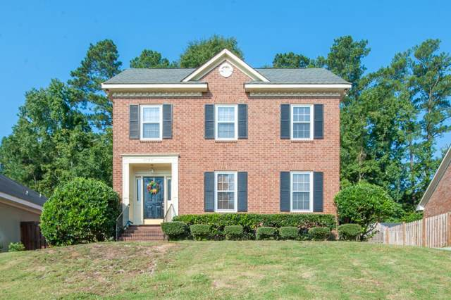 2703 Oakbluff Court, Augusta, GA 30909 (MLS #446020) :: Young & Partners