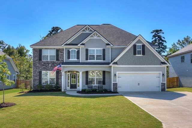 717 Houston Lake Drive, Evans, GA 30809 (MLS #446062) :: Melton Realty Partners