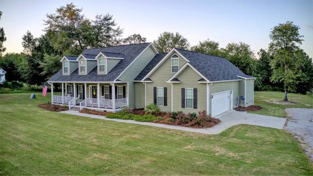1221 Dairy Road, Ridge Spring, SC 29129 (MLS #446107) :: Young & Partners