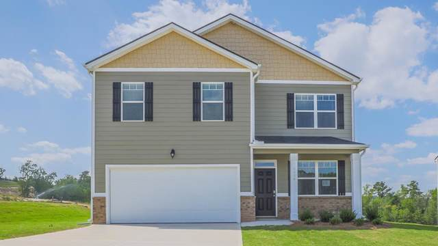 243 Quick Silver Court, Graniteville, SC 29829 (MLS #446124) :: Shannon Rollings Real Estate