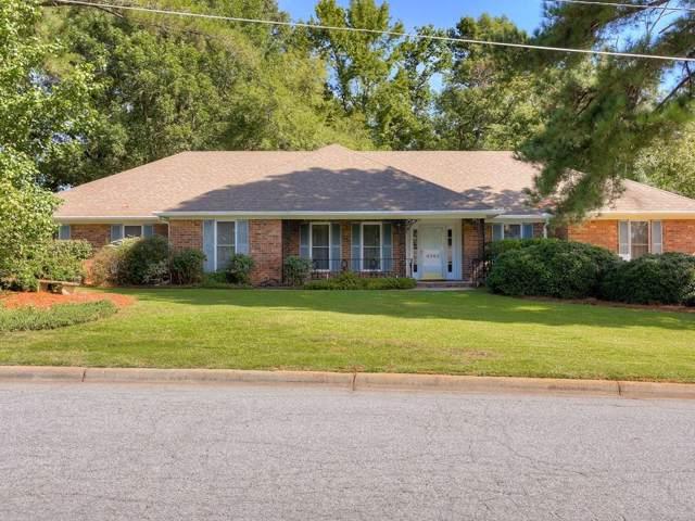 4363 Taft Drive, Evans, GA 30809 (MLS #446147) :: Venus Morris Griffin | Meybohm Real Estate
