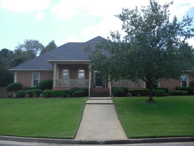 15 Park Place Circle, Augusta, GA 30909 (MLS #446221) :: Young & Partners