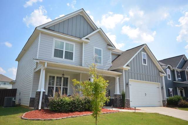 116 Claridge Drive, Grovetown, GA 30813 (MLS #446443) :: REMAX Reinvented | Natalie Poteete Team