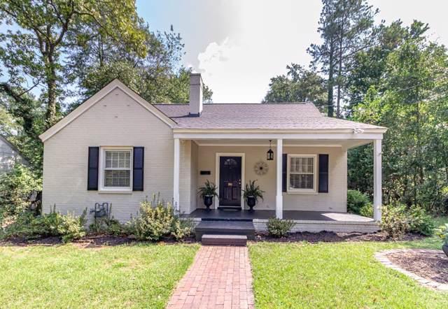 904 Highland Avenue, Augusta, GA 30904 (MLS #446508) :: Shannon Rollings Real Estate