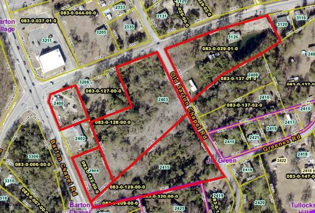 2400 Barton Chapel Road, Augusta, GA 30906 (MLS #446543) :: Southeastern Residential