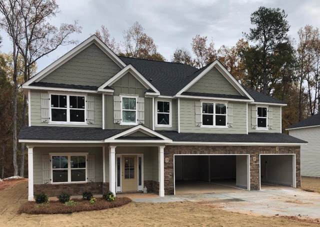 4060 Stowe Drive, Grovetown, GA 30813 (MLS #446615) :: Shannon Rollings Real Estate
