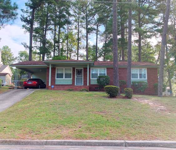 3412 Jewel Drive, Augusta, GA 30906 (MLS #446831) :: RE/MAX River Realty