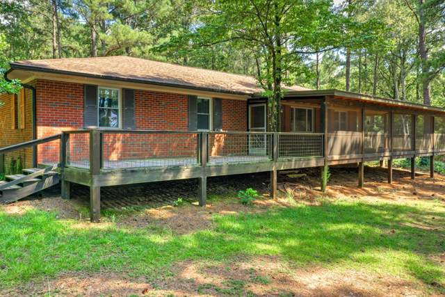 381 Stack Road, Batesburg, SC 29006 (MLS #446888) :: Shannon Rollings Real Estate