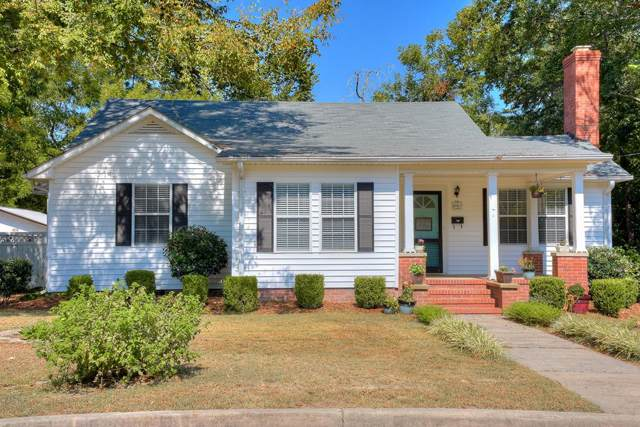 404 White Oak Street, Thomson, GA 30824 (MLS #446957) :: Melton Realty Partners