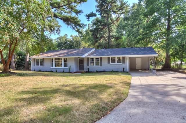 3124 Trafalgar Drive, Augusta, GA 30909 (MLS #446974) :: Better Homes and Gardens Real Estate Executive Partners