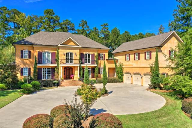 1868 Champions Circle, Evans, GA 30809 (MLS #446986) :: Young & Partners