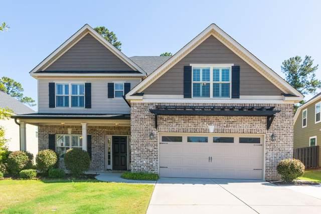 4146 Dewaal Street, Evans, GA 30809 (MLS #447158) :: Young & Partners