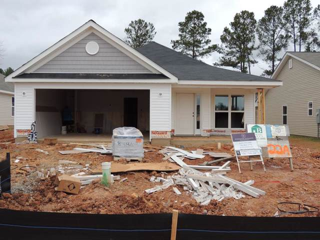 7117 Hanford Drive, Aiken, SC 29803 (MLS #447261) :: Melton Realty Partners
