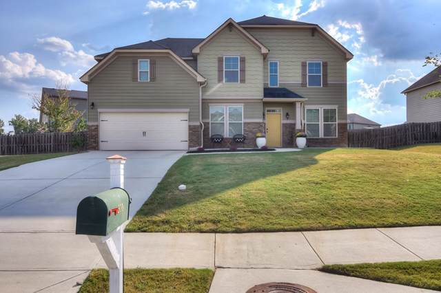 310 Zier Court, Grovetown, GA 30813 (MLS #447411) :: Young & Partners