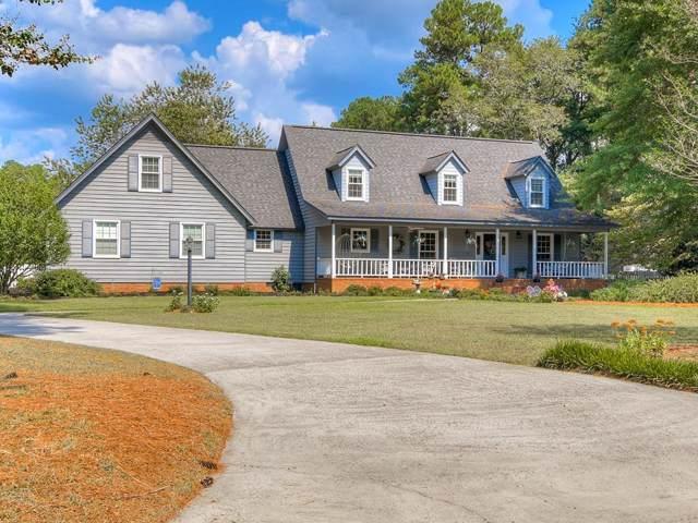 24 Timberidge, North Augusta, SC 29860 (MLS #447418) :: Shannon Rollings Real Estate