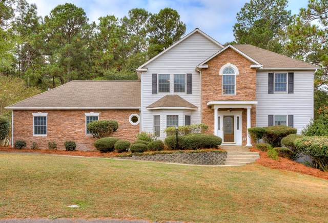 1141 Bellreive Drive, Aiken, SC 29803 (MLS #447448) :: Shannon Rollings Real Estate