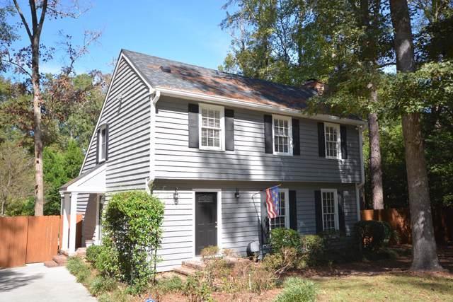 458 Bristol Road, Martinez, GA 30907 (MLS #447536) :: Southeastern Residential
