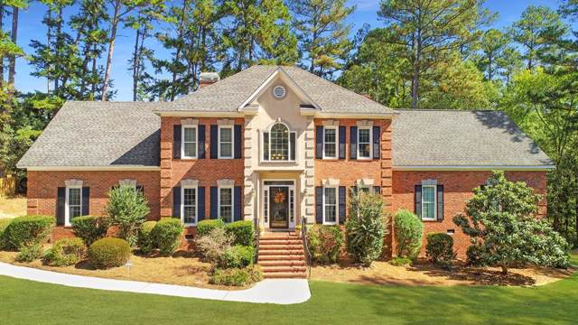 631 Woodstone Way, Evans, GA 30809 (MLS #447697) :: Shannon Rollings Real Estate