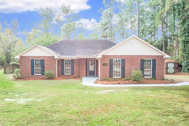 1434 Herndon Dairy Road, Aiken, SC 29803 (MLS #447857) :: Shannon Rollings Real Estate