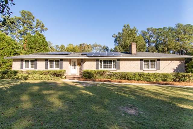 112 Ridgecrest Circle, Graniteville, SC 29829 (MLS #448370) :: Shannon Rollings Real Estate