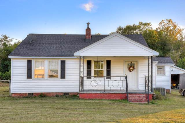 205 Kerr Street, North Augusta, SC 29841 (MLS #448386) :: Shannon Rollings Real Estate
