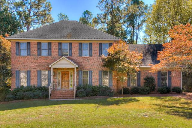 227 Willow Lake Drive, Aiken, SC 29803 (MLS #448410) :: Young & Partners