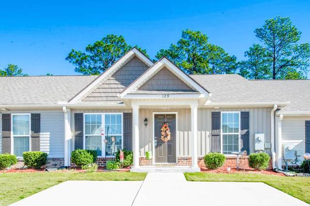 129 Brow Tine Court, Aiken, SC 29801 (MLS #448445) :: Young & Partners