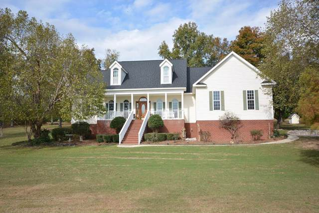 1096 Country Club Drive, Wrens, GA 30833 (MLS #448446) :: Shannon Rollings Real Estate