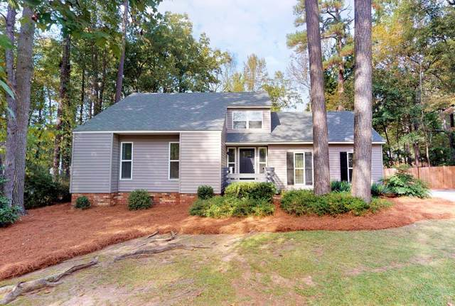 360 Habersham Road, Martinez, GA 30907 (MLS #448609) :: REMAX Reinvented | Natalie Poteete Team