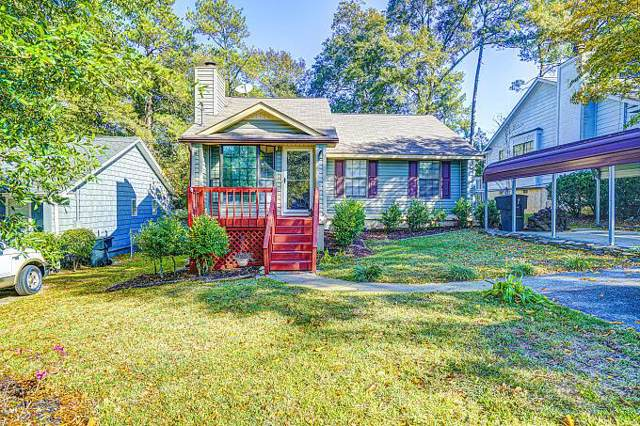 121 Briggs Avenue, North Augusta, SC 29841 (MLS #448663) :: Shannon Rollings Real Estate