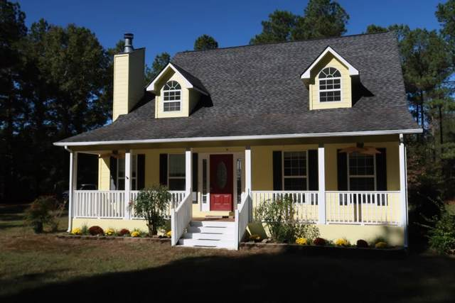 316 St Clair Road, Keysville, GA 30816 (MLS #448689) :: Shannon Rollings Real Estate