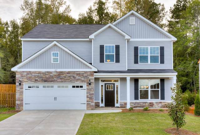 1020 Gregory Landing Drive, North Augusta, SC 29860 (MLS #448763) :: Young & Partners