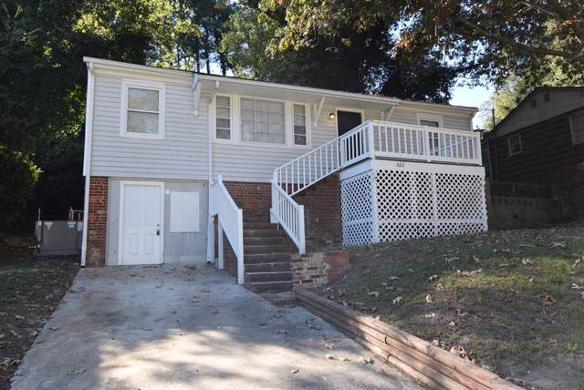 663 Seymour Drive, North Augusta, SC 29841 (MLS #448805) :: Young & Partners