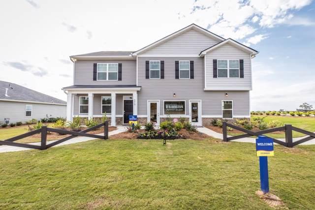 233 Callahan Drive, Evans, GA 30809 (MLS #449013) :: Melton Realty Partners