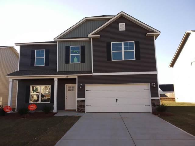 1157 Sapphire Drive, Graniteville, SC 29829 (MLS #449046) :: Young & Partners