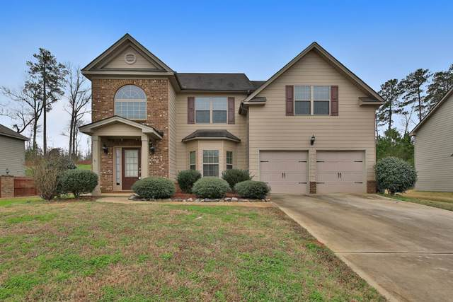 419 Ripsaw Court, Grovetown, GA 30813 (MLS #449518) :: RE/MAX River Realty