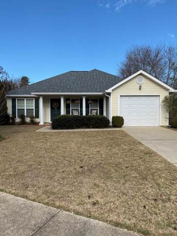 121 Firethorn Drive, North Augusta, SC 29860 (MLS #449631) :: Young & Partners