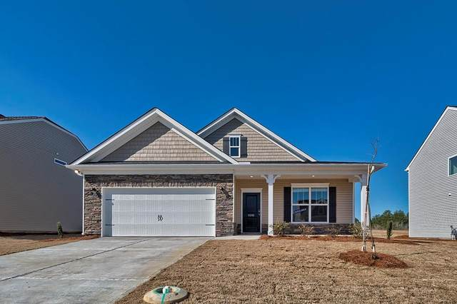 6105 Whirlaway Road, Graniteville, SC 29829 (MLS #449654) :: Better Homes and Gardens Real Estate Executive Partners