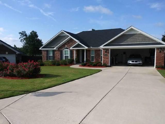 4612 Glen  Roberts Drive, Hephzibah, GA 30815 (MLS #450080) :: Melton Realty Partners