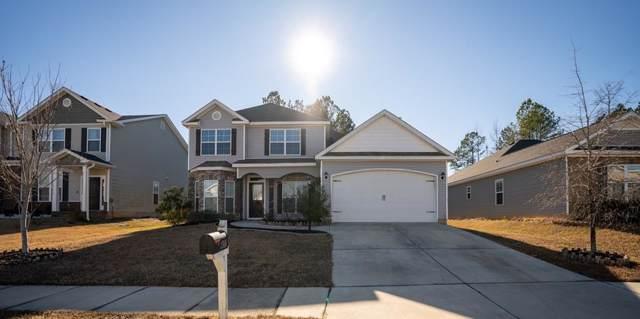 477 Sebastian Drive, Grovetown, GA 30813 (MLS #450119) :: RE/MAX River Realty