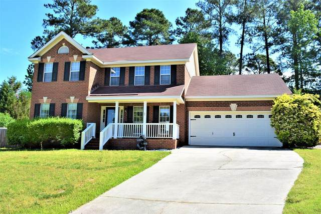 1055 Waltons Court, Evans, GA 30809 (MLS #450249) :: Better Homes and Gardens Real Estate Executive Partners