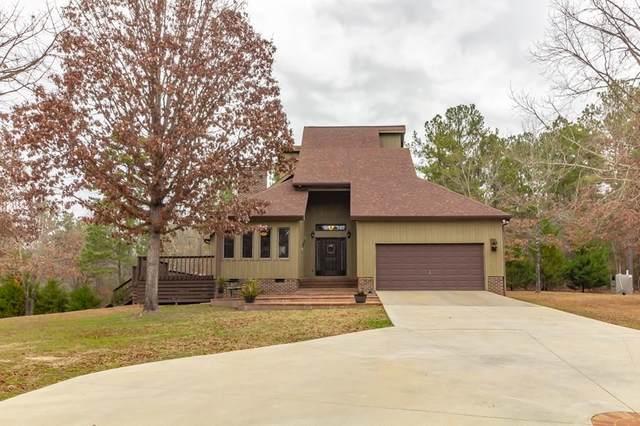 1017 Baker Davis Road, Lincolnton, GA 30817 (MLS #450397) :: Shannon Rollings Real Estate