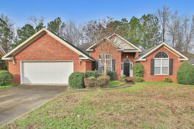 4419 Sapelo Drive, Evans, GA 30809 (MLS #450424) :: Melton Realty Partners
