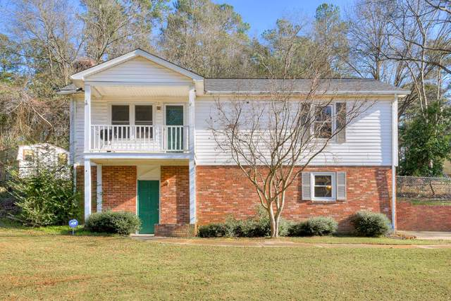 316 Woodland Drive, North Augusta, SC 29841 (MLS #450564) :: Melton Realty Partners